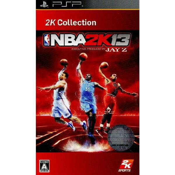 [100円便OK]【新品】【PSP】【BEST】NBA 2K13【RCP】[お取寄せ品]
