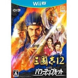 [100円便OK]【新品】【WiiU】三國志12 with パワーアップキット【RCP】