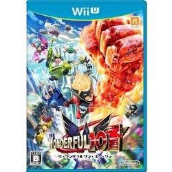 [100円便OK]【中古】【WiiU】The Wonderful 101【RCP】