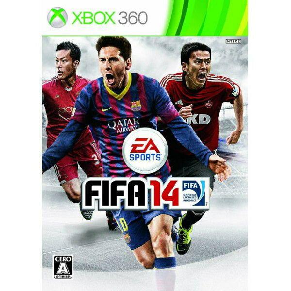 [100円便OK]【新品】【Xbox360】【通】FIFA14 ワールドクラス サッカ- 通常版【RCP】[お取寄せ品]