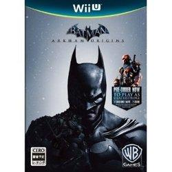 [100円便OK]【中古】【WiiU】バットマン:アーカム・ビギンズ【RCP】