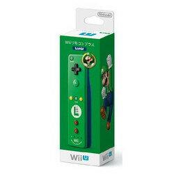 【新品】【WiiHD】Wiiリモコンプラス【ルイージ】【RCP】
