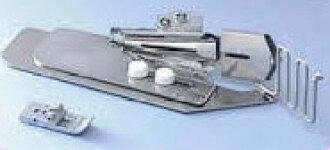 供Janome 3條針使用的toruneio 796事情(覆蓋物針脚縫紉機專用)純正文件夾安排