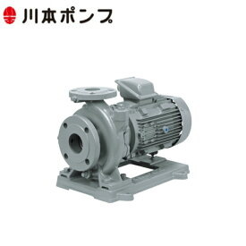 川本ポンプ GEI405CE0.75 小型渦巻ポンプ