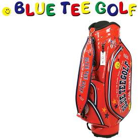 ブルーティーゴルフ エナメル キャディバッグ CB-005 4.6kg 9インチ(46インチ対応) 2019年継続モデル BLUE TEE GOLF Enamel Caddy bag 5-way 19ss
