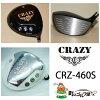 Crazy CRAZY crazy original head CRZ-460D driver head Crazy Driver Head Only