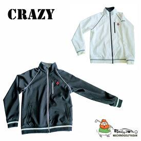 クレイジー ゴルフ ダブルクロス ラグランスリーブ ブルゾン メンズ ウェア CRAZY Men's Wear Blouson 17ss