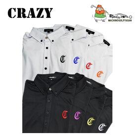 クレイジー ゴルフ クレイジー ポロシャツ メンズ ウェア CRAZY Men's Wear Polo shirt 17ss