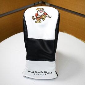 2019年入荷しました!ウォルトディズニーワールド ゴルフコース 白雪姫 七人の小人 ヘッドカバー ドライバー用 460cc 18ss