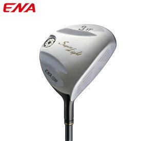 エナ ゴルフ スーパーライト フェアウェイウッド オリジナルグラファイトシャフト (R) シニア 2019年継続モデル ENA Super Light Fairway Wood 13