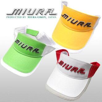 供三浦技研高尔夫球使用的baizamiuragiken miuragiken遮阳罩