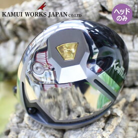 2020最新モデル カムイワークス KaMui+a ドライバーヘッド 10.5度 ソケット付き 可変式 神威 ヘッドのみ カムイ プラス エー KAMUI Head only for Driver 20sm