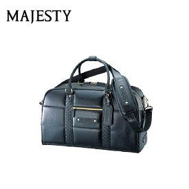 マルマン マジェスティ ゴルフ クラシック ボストンバッグ BB3943 2019年モデル ブラック W50×D22×H30 cm Maruman MAJESTY Classic Boston bag Duffle Bag Black 19wn