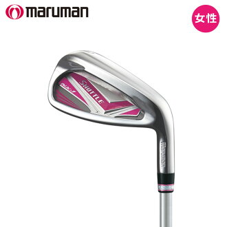 Maruman shuttle NX-1 Lady's iron 5 regular company of fire fighters (#7,8,9,P,S) IMPACTFIT MV504 shaft sale new article immediate delivery MARUMAN SHUTTLE Ladies IRON SET (Box:31)