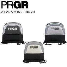 ヨコハマ プロギア スポーツモデル アイアンヘッドカバー PRIC-211 アイアン用 2021年モデル Yokohama PRGR SPORTS MODEL Head cover for IRON 20at