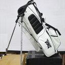 在庫あります PXG 軽量スタンドバッグ ホワイト シングルショルダー付き ゴルフバッグ 白 PARSONS XTREME GOLF Carry Stand Bag White 19au