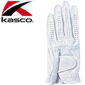 キャスコ シルキーフィット プロ仕様モデル レフティ用 グローブ (右手着用) 3枚セット Kasco SILKY FIT Left-Handed Player Gloves 18ss