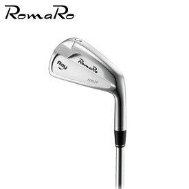 ロマロ Ray H アイアン 6本セット(#5〜9, PW) スチールシャフト RomaRo Iron Set 【17ss】