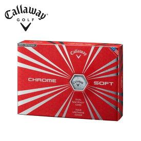 キャロウェイ クロムソフト トゥルービス ゴルフボール 3ダースセット (36個入) 全5色 公認球 Callaway CHROME SOFT TRUVIS Golf Ball 3DZN 18c