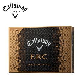 Callaway キャロウェイ E・R・C イーアールシー ゴルフボール 3ダースセット (36個入) 全4色 公認球【16c】