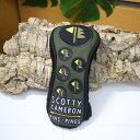 スコッティキャメロン カリフォルニア ギャラリー 限定デザイン ユーティリティ用 ヘッドカバー UT用 PINS PI…