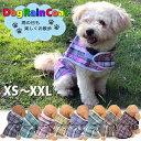 犬 レインコート 犬用レインコート ドッグウェア 雨具 犬服 小型犬 中型犬 いぬ チェック柄 着せやすい カッパ ポンチ…