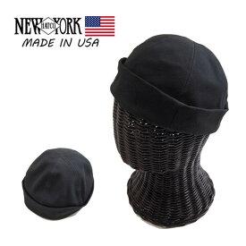 【NewYork Hat】ニューヨークハット/Canvas Thug/キャンバスサグ/ストリート/ヒップホップ/ツバ無し/キャップ【NY-6264】