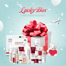 センテリアン24 Lucky box 基礎商品セット(5種以上)です。 福袋セット /韓国コスメ/SNS話題/スキンケア/シカペア/シカクリーム/CNP/madeca cream/centellian24