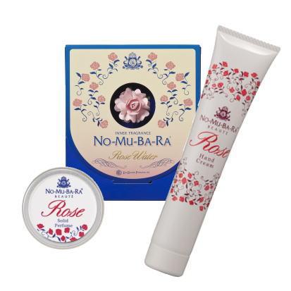 NO-MU-BA-RA(ノムバラ)乾燥肌におすすめエントリーセット(Dセット)