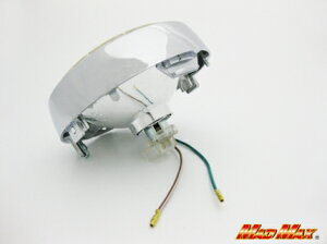 【送料無料!!】スーパーカブ50(スタンダード)ヘッドライトASSY純正タイプ