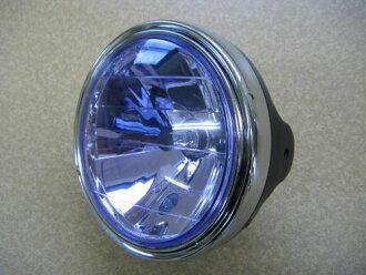 상품 신고 후에 주시면!!!! マルチリフレクターライト 블루 렌즈/블랙 케이스