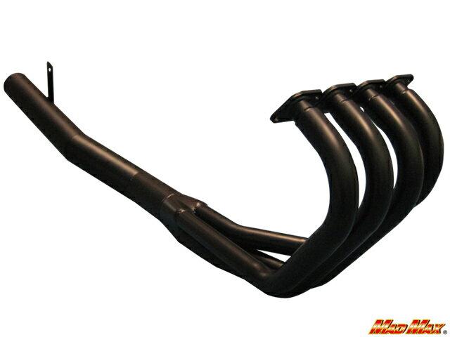 【送料無料!!】MADMAX製 バリオス1 ショート管 ブラック