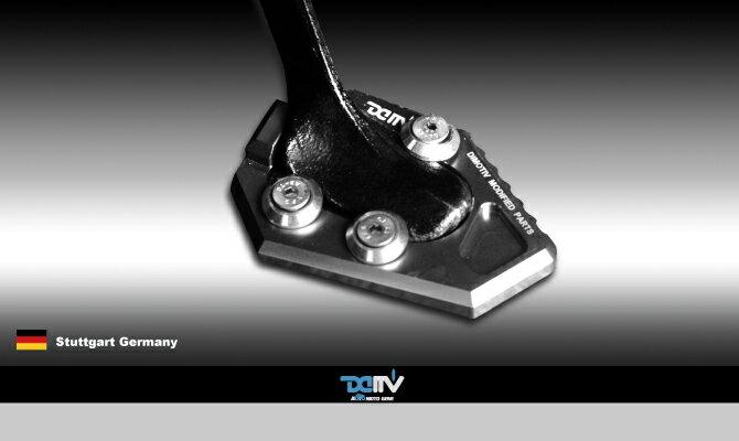 【送料無料!!】Dimotiv DMVサイドスタンドエンド(Side Stand Enlarger)HONDA-CB1000R 08-14
