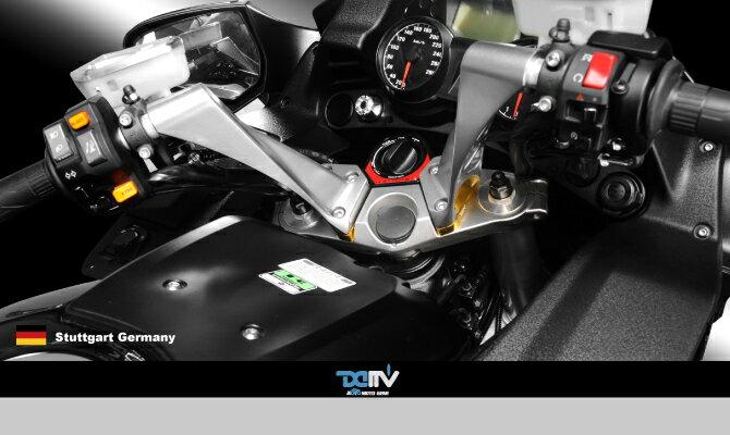 【送料無料!!】Dimotiv DMV ハンドルポスト/ハンドルライザー12mmアップHandlebar Riser(Raise 12mm)-GTR 1400 (CONCOURS 14) 07-14