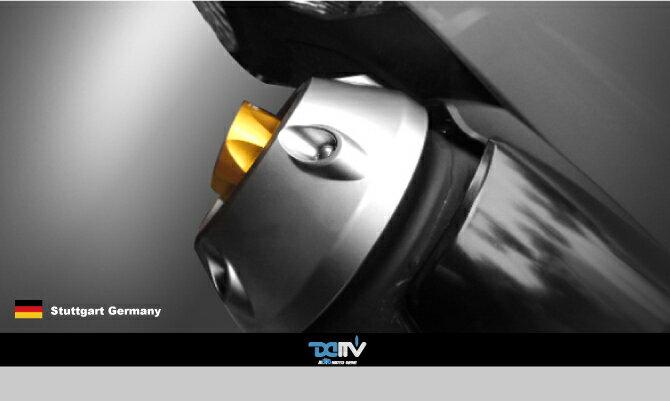 【送料無料!!】Dimotiv DMVマフラースライダー(Exhaust SliderYAMAHA T-MAX 530 12-14