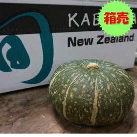 【送料無料】箱売 かぼちゃ(カボチャ・南瓜) 1箱(10kg 4〜7玉)