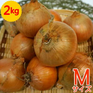 ★10%OFF★単品 たまねぎ(玉ねぎ・タマネギ・玉葱) M 2kg