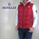 MONCLER モンクレール メンズ ダウンベスト ダウン ベスト DUPRES 4337085 54654/レッド サイズ:1/3