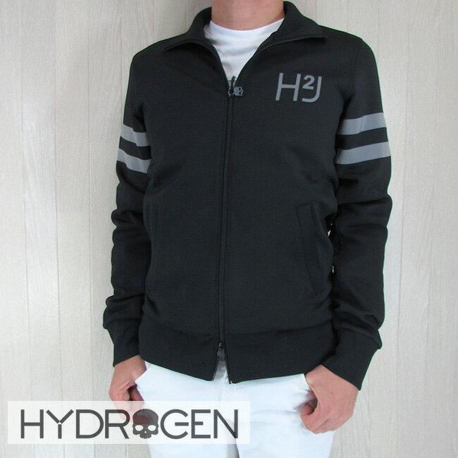 HYDROGEN ハイドロゲン パーカー ジップアップパーカー スウェット メンズ ブルゾン 200612/ブラック サイズ:S/M/L/XL/XXL