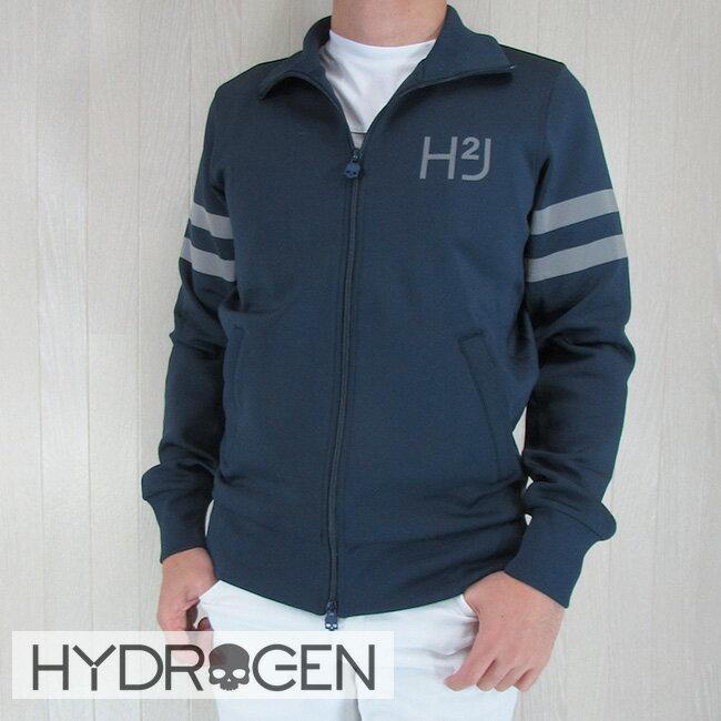 HYDROGEN ハイドロゲン パーカー ジップアップパーカー スウェット メンズ ブルゾン 200612/ネイビー サイズ:S/M/L/XL/XXL