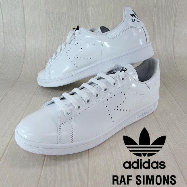 adidas by RAF SIMONS アディダス バイ ラフシモンズ メンズ スニーカー スタンスミス シューズ 靴 BB7378/ホワイト サイズ:7/8/9