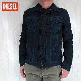 DIESEL ディーゼル ジャケット デニムジャケット メンズ アウター ブルゾン ELSHAR HPD/インディゴ サイズ:S/M/L