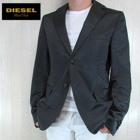 ディーゼル ブラックゴールド DIESEL BLACK GOLD メンズ ジャケット テーラードジャケット アウター JEJADUE/90Z/ブラック サイズ:50