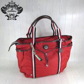 オロビアンコ Orobianco トートバッグ ブリーフケース ビジネスバッグ メンズ バッグ ARINNA T3-C/03/レッド