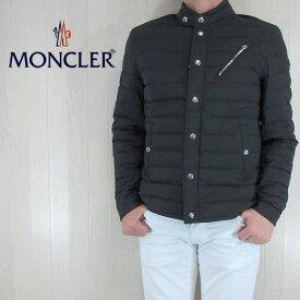 モンクレール MONCLER メンズ ダウンジャケット ダウン ライトダウン NESTOR/4184395 53132/999/ブラック サイズ:1〜4