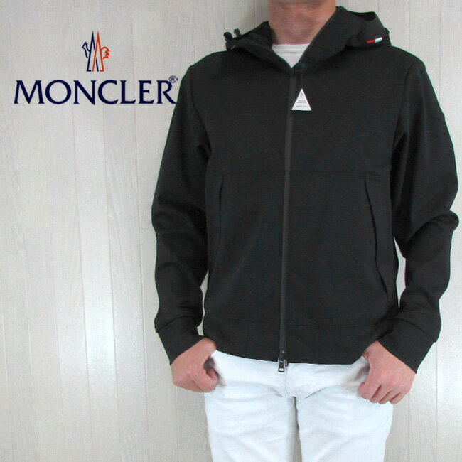 モンクレール MONCLER メンズ ジャケット ブルゾン ジップアップジャケット アウター GORDE/4002985 539AX/999/ブラック サイズ:1〜4