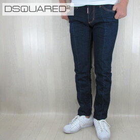 ディースクエアード DSQUARED2 デニム ジーンズ メンズ デニムパンツ S71LB0405/470/ブルー サイズ:44〜54