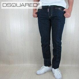 ディースクエアード DSQUARED2 デニム ジーンズ メンズ デニムパンツ S71LB0389/470/ブルー サイズ:44〜54
