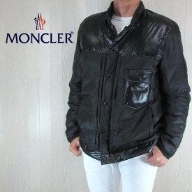 モンクレール MONCLER メンズ ダウンジャケット ダウンブルゾン アウター 4030750 53858 / 999 / ブラック サイズ:3/4