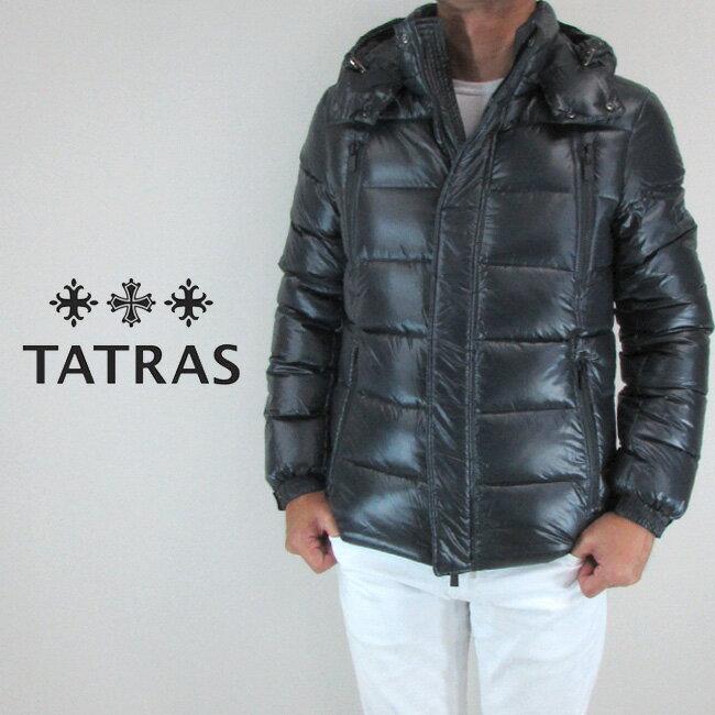 タトラス TATRAS メンズ ダウンジャケット ダウン アウター MTA19A4563 / NAVY / ネイビー サイズ:1〜4